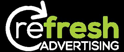 Refresh Advertising Logo